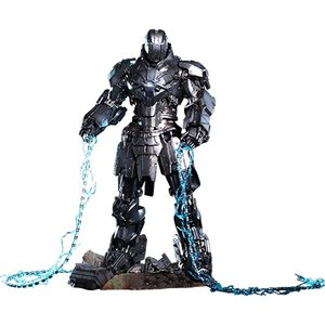 Iron Man 2 MMS Diecast Action Figure 1/6 Whiplash Mark II