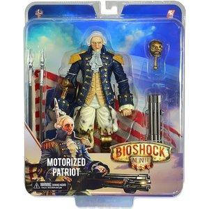 BioShock Infinite Action Figure George Washington Heavy Hitter Patriot
