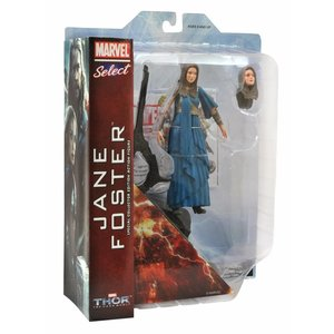 Thor 2 Marvel Select Action Figure Jane Foster