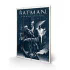 Batman Arkham Origins Wooden Wall Art Montage 46 x 77 cm