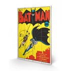 DC Comics Wooden Wall Art Batman No. 1