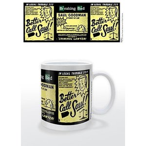 Breaking Bad Mug Better Call Saul