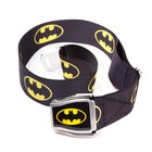 Batman Airplane Belt Classic Logo
