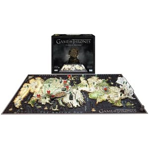 Game of Thrones 3D Puzzle Westeros (1500 pieces)