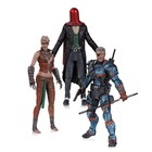 Batman Arkham Origins Action Figure 3-Pack