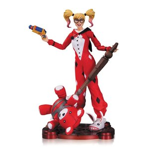 Infinite Crisis Action Figure Pajama Party Harley Quinn