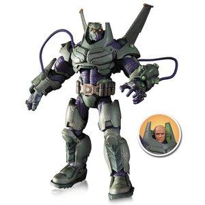 DC Comics Super Villains Deluxe Action Figure Armored Lex Luthor (The New 52)