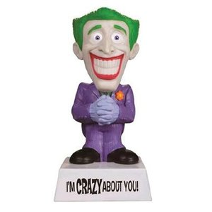 Wacky Wisecracks: DC Universe Joker I'm Crazy About You