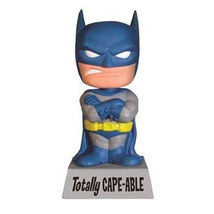 Wacky Wisecracks: DC Universe Batman Totally Cape-Able