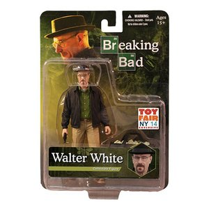 Breaking Bad Action Figure Heisenberg NY Toy Fair Exclusive