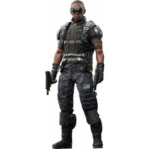 Captain America The Winter Soldier Movie Masterpiece Action Figure 1/6 Falcon