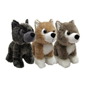 Game of Thrones Plush Figures Direwolf Cubs Set B