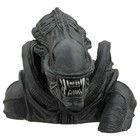 Aliens Bust Bank Alien