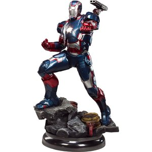 Iron Man 3 Maquette 1/4 Iron Patriot