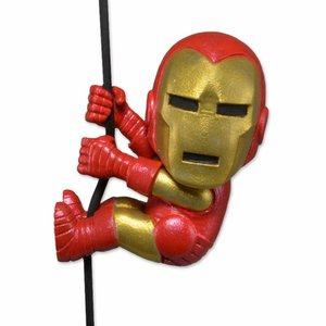 Scalers Mini Figures 5 cm Iron Man (Marvel Comics)