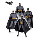Batman AF 4-Pack 75th Anniversary Set 1