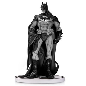 Batman Black & White Statue Eduardo Risso 2nd Edition