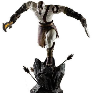 God of War Statue 1/4 Lunging Kratos