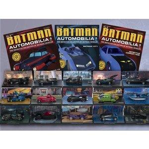 Batman Automobilia Collection #01 t/m #32 + Special #2
