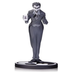 Batman Black & White Statue The Joker by Dick Sprang