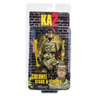 Kick Ass 2 - Series 2 AF Colonel Stars and Stripes Unhooded Action Figure