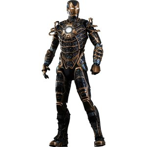 Iron Man 3 Movie Masterpiece Action Figure 1/6 Iron Man Mark XLI Bones
