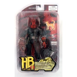 Hellboy 2: The Golden Army Action Figures Series 2: Hellboy