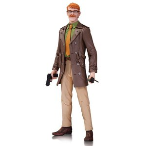 DC Comics Designer Action Figure Series 3 Commissioner Gordon by Greg Capullo