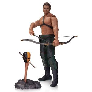 Arrow Action Figure Oliver Queen & Totem