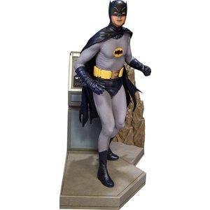 Batman 1966 Maquette To The Batmobile Batman