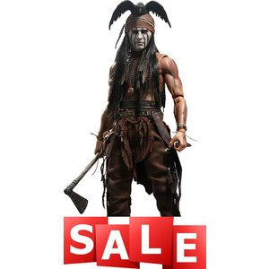 The Lone Ranger Movie Masterpiece Action Figure 1/6 Tonto