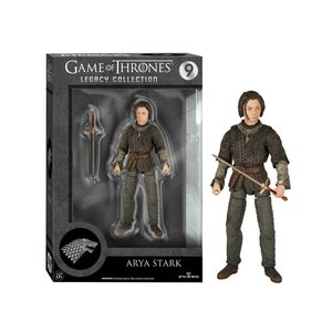 Game of Thrones Legacy Collection Action Figure Series 2 Arya Stark