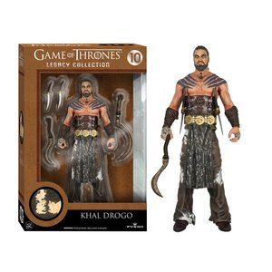 Game of Thrones Legacy Collection Action Figure Series 2 Khal Drogo