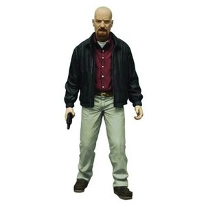 Breaking Bad Action Figure Heisenberg Red Shirt Variant Previews Exclusive