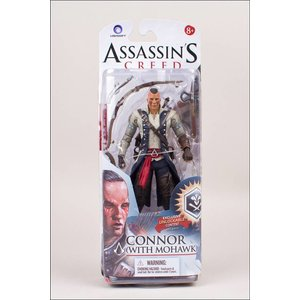 Assassin´s Creed Series 2 Connor with Mohawk