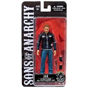 Sons of Anarchy Action Figure Jax Teller