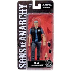 Sons of Anarchy Action Figure Clay Morrow