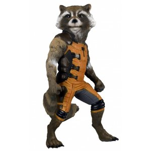 Guardians of the Galaxy Life-Size Figure Rocket Raccoon 90 cm