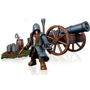 Assassin´s Creed Mega Bloks Construction Set Cannon Strike