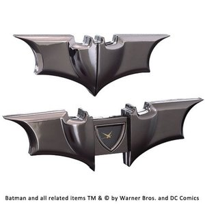 Batman The Dark Knight Collapsible Desk Clock Logo