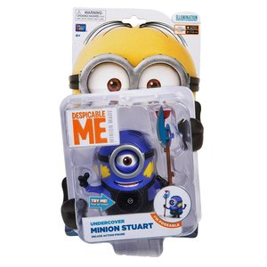 Despicable Me 2 Stuart Undercover Minion Action Figure