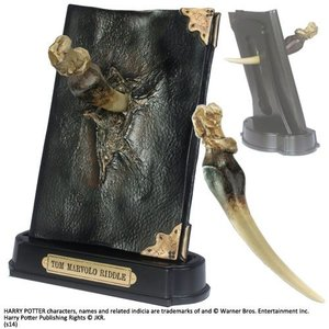 HP Replica 1/1 Basilisk Fang and Tom Riddle Diary