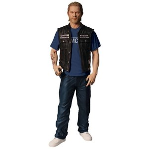 Sons of Anarchy Action Figure Jax Teller SAMCRO Shirt Version