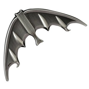 Batman 1966 Bottle Opener Batarang