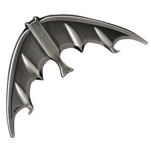 Batman 1966 Bottle Opener Batarang