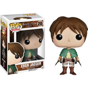 Funko POP! Vinyl Figure Attack on Titan - Eren Jaeger