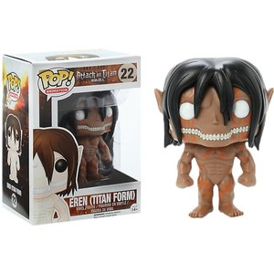 Funko POP! Vinyl Figure Attack on Titan - Eren Jaeger Rage Mode