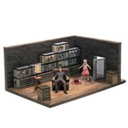 Walking Dead TV series Governor & Fish Tank Room