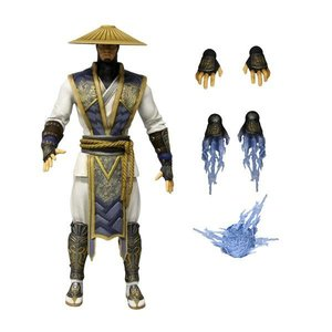 Mortal Kombat X Action Figure Raiden