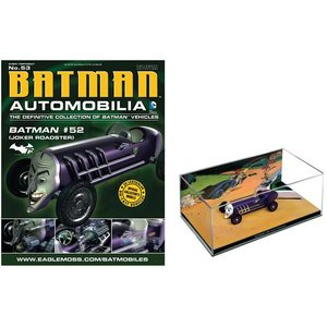 Batman Automobilia Collection #53